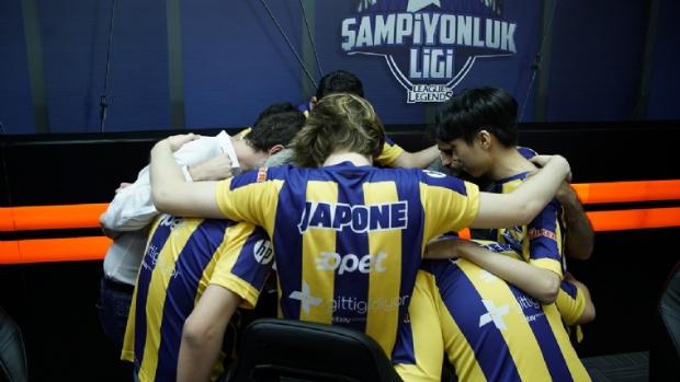 Fenerbahçe eSpor, Şampiyonluk Ligi'ni lider tamamladı