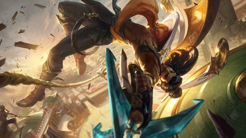League of Legends Akshan duyuruldu. Akshan yetenekleri ve özellikleri