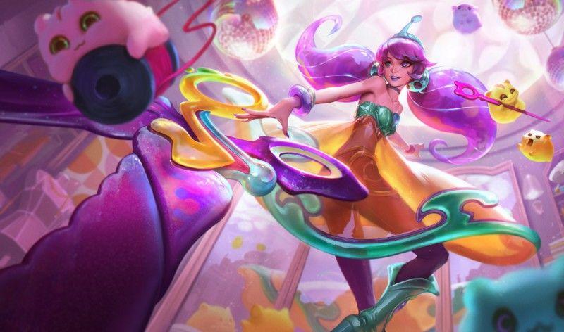 League of Legends'ın yeni şampiyonu Gwen tanıtıldı