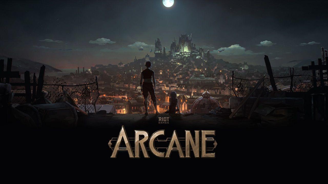League of Legends Arcane dizisinin seslendirme kadrosu açıklandı