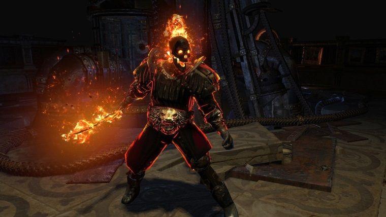 Path of Exile'ın PlayStation 4 çıkış tarihi ertelendi