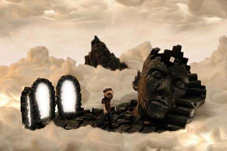 El yapımı adventure: The Dream Machine