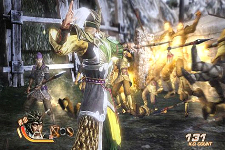Dynasty Warriors 7 geliyor