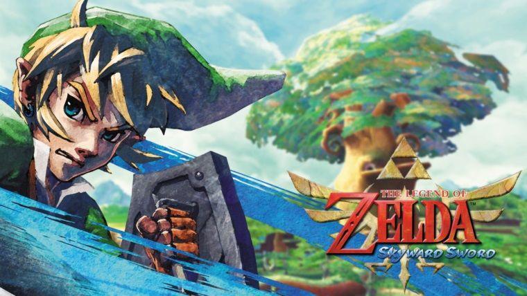 The Legend of Zelda: Skyward Sword, Switch'e gelebilir