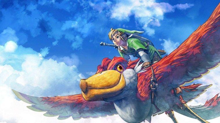 The Legend of Zelda: Skyward Sword, Switch'e geliyor
