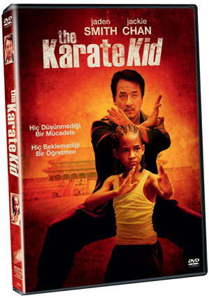 Ödüllü The Karate Kid anketi