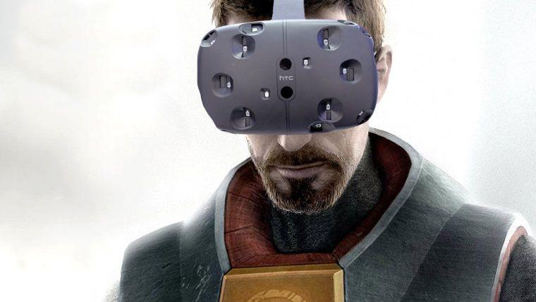Valve kendi VR'ını geliştiriyor. Yeni Half-Life, VR'a geliyor!