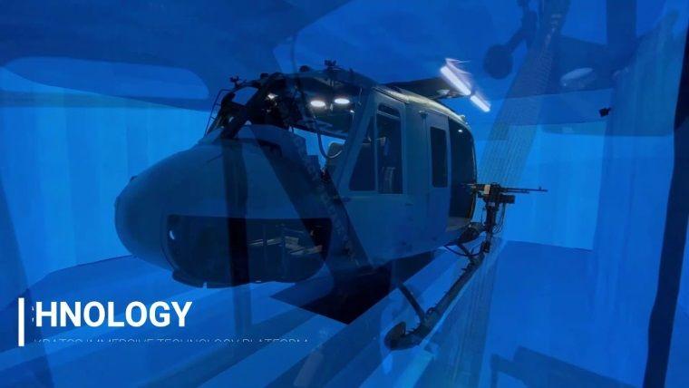 Amerikan Ordusu, Helikopter Eğitimi İçin Valve Index Başlığı Kullanıyor
