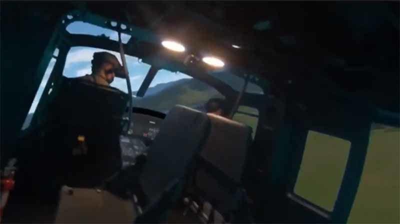 Amerikan Ordusu, helikopter eğitimi için Valve Index başlığı kullanıyor