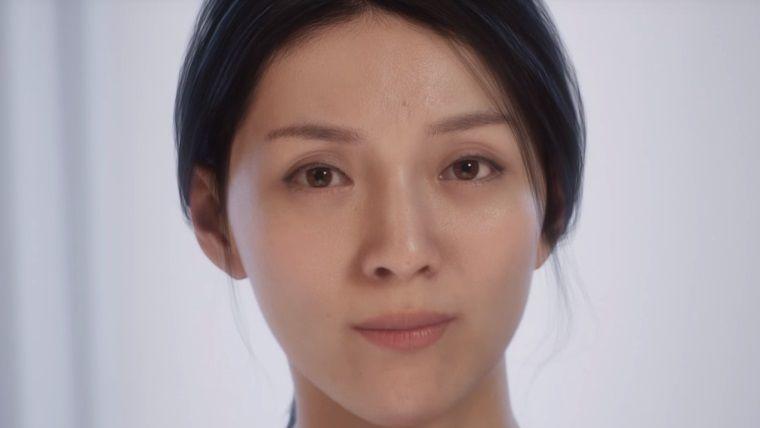Sizce videoda gözüken kadın animasyon mu? Yoksa gerçek mi?