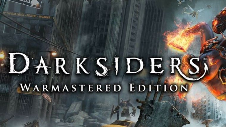 Darkisders Remastered Epic Games Store'da ücretsiz oldu