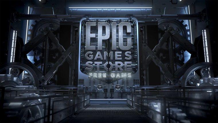 Epic Store gizemli Bedava oyun için geri sayım başlattı