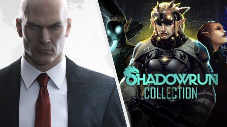 Hitman ve Shadowrun Collection Epic Store'da ücretsiz