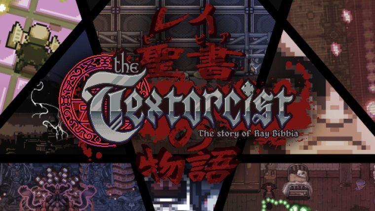 The Textorcist Epic Games Store'da ücretsiz