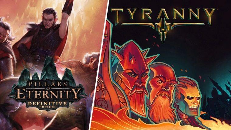 Pillars of Eternity ve Tyranny, Epic Store'da ücretsiz