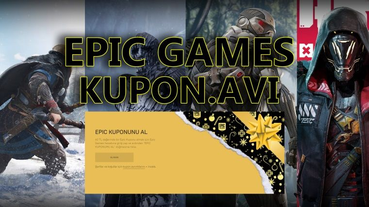 Epic Games yılbaşı indirimleri sırasında kaçmayacak oyunlar