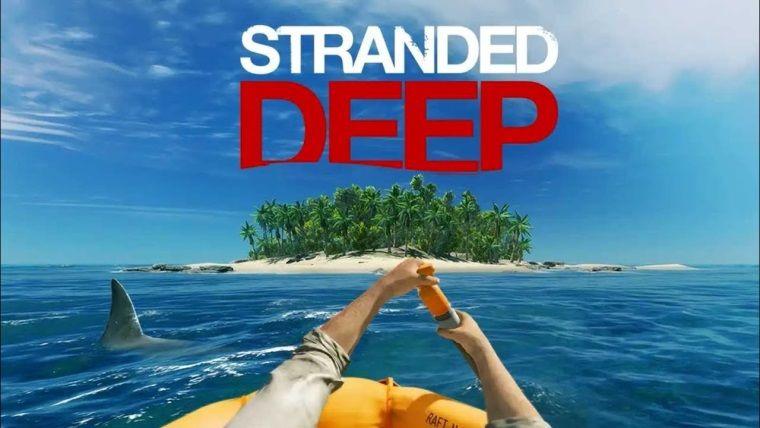 Stranded Deep, Epic Store'da ücretsiz
