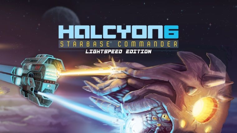 Halcyon 6, Epic Store'da ücretsiz
