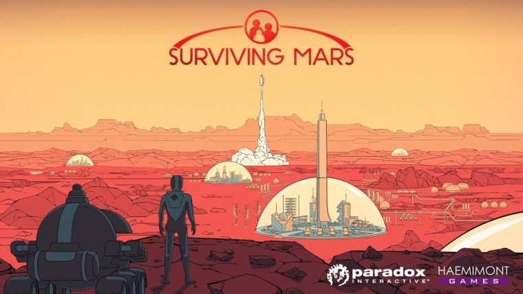 Surviving Mars, Epic Store'da ücretsiz