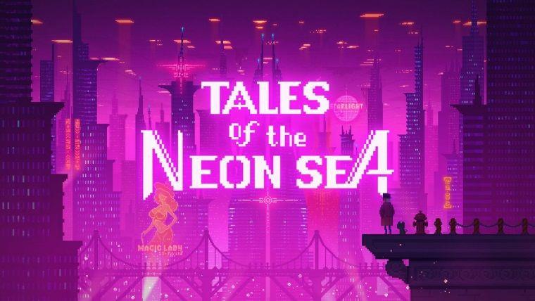 Tales of the Neon Sea, Epic Store'da ücretsiz