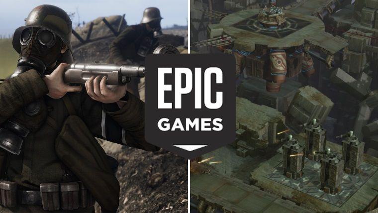 Toplam 57 TL değerindeki 2 oyunu Epic Games ücretsiz dağıtıyor