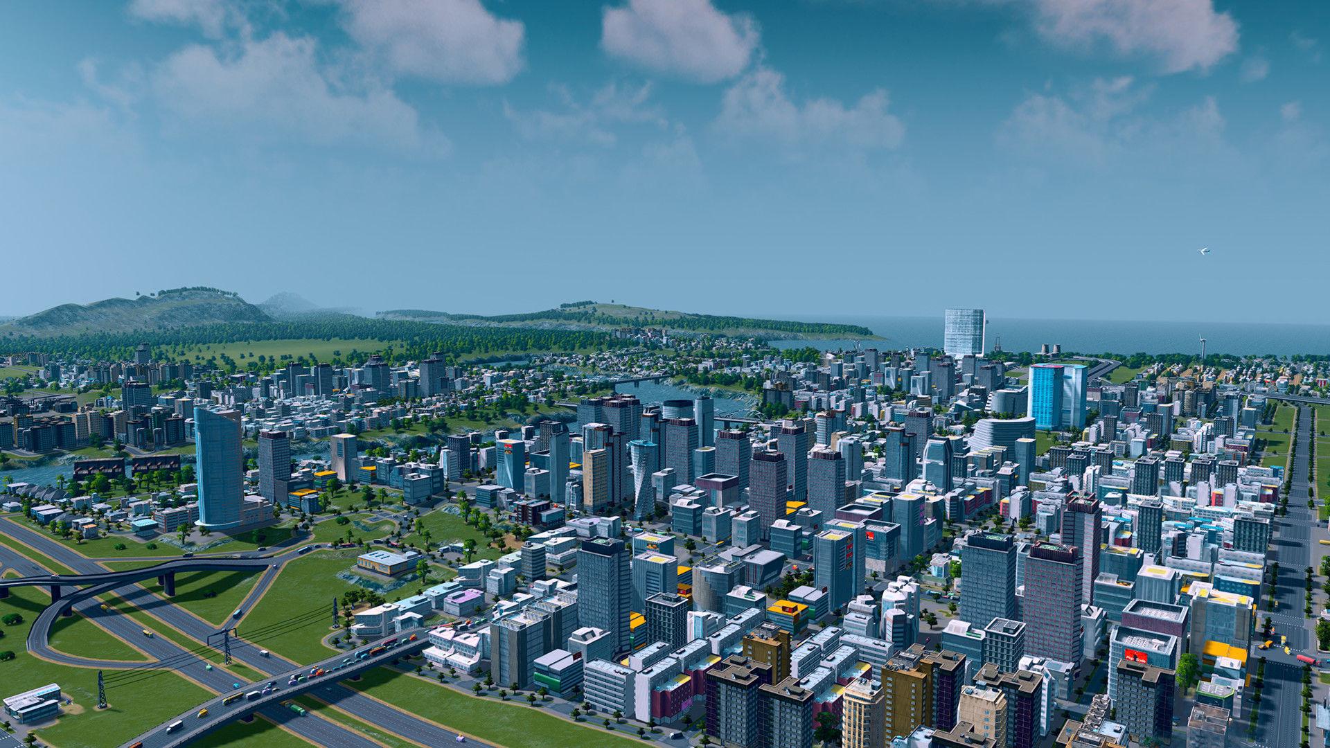 Cities: Skylines, Epic Store'da ücretsiz