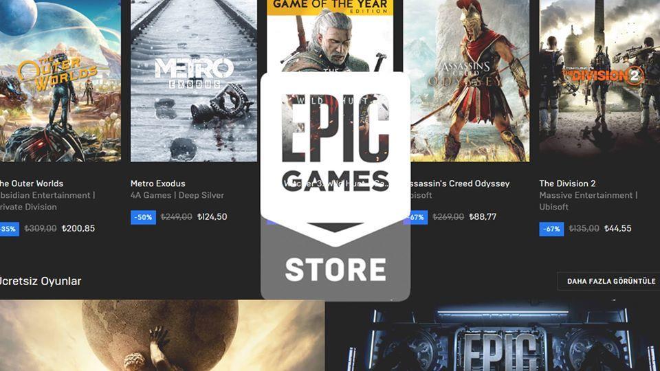 Steam vs Epic Games Store