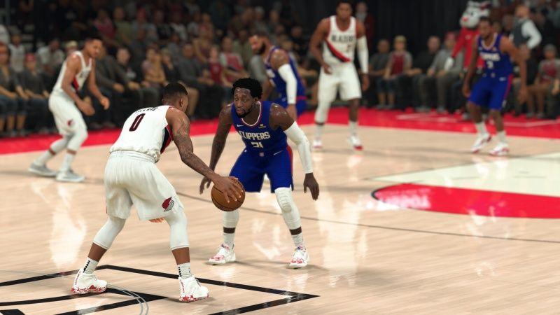 NBA 2K21, Epic Store'da ücretsiz