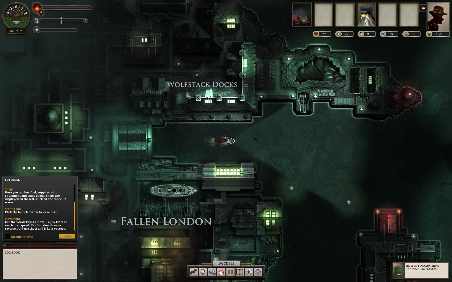 Sunless Sea, Epic Store'da ücretsiz