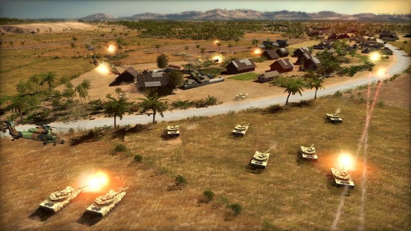 Wargame: Red Dragon, Epic Store'da ücretsiz