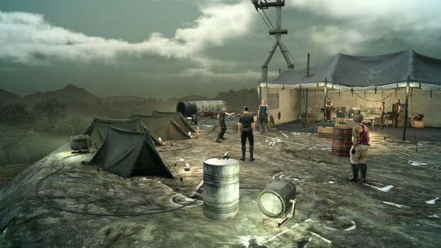 Bu da oldu; Final Fantasy XV'e multiplayer modu geliyor