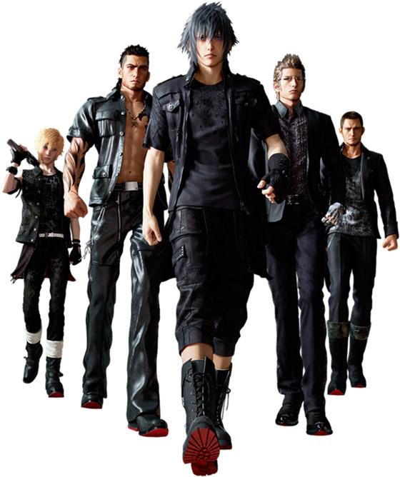 İşte Tokyo Game Show'un Final Fantasy XV'i