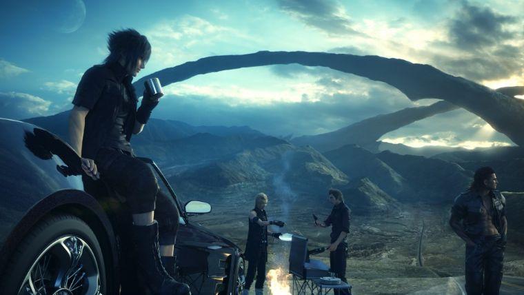 Final Fantasy XV PC için duyuruldu