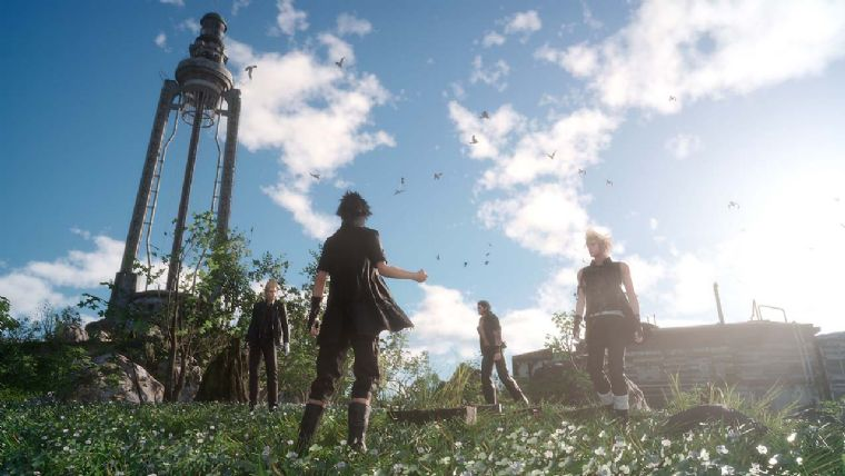 Final Fantasy XV, Nintendo Switch'e gelebilir