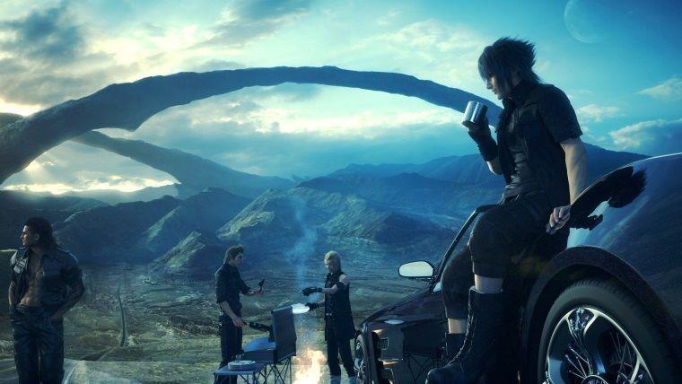 Final Fantasy XV'te çapraz platform desteği olacak