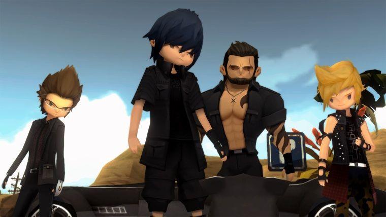 Final Fantasy XV: Pocket Edition mobil platformlar için çıktı