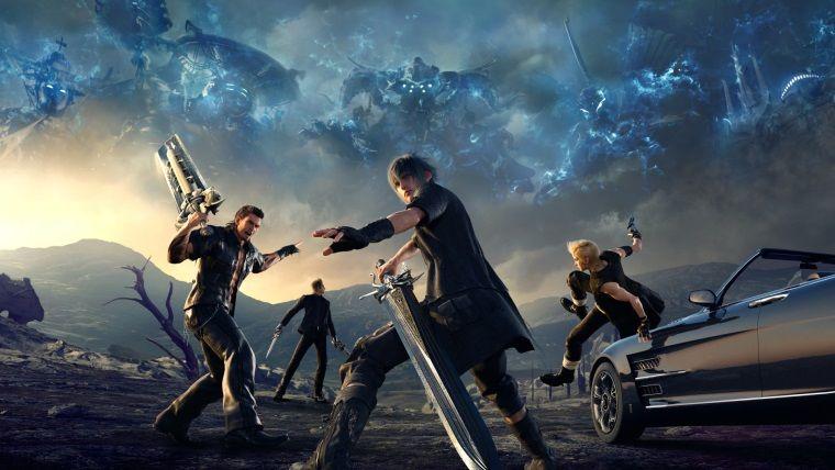 Final Fantasy XV'in PC demosu üç farklı platformda yayınlandı
