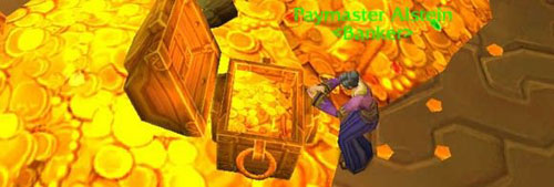 World of Warcraft'ta kanlı para