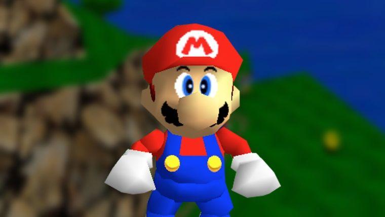 Super Mario 64'ü FPS olarak oynamak ister misiniz?