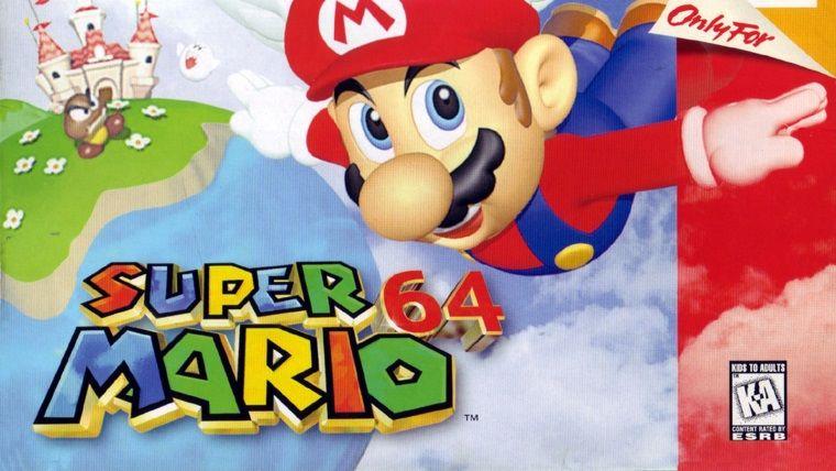 Bir mod yapımcısı, Banjo-Kazooie'nin bölümlerini Super Mario 64'e aktardı