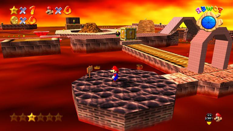Super Mario 64 Plus mod released