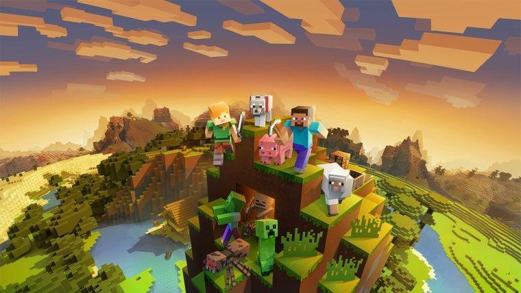 176 Milyon satan Minecraft gelmiş geçmiş en çok satan oyun oldu