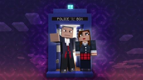 Minecraft sever Doctor Who hayranlarına müjde!