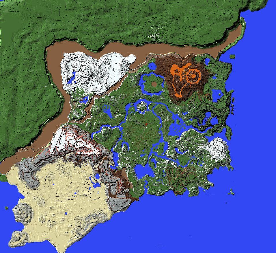 Breath of the Wild Minecraft