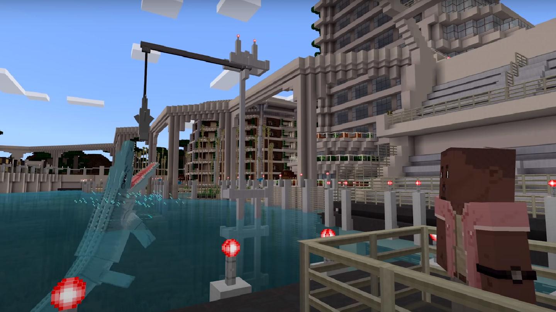 Minecraft Jurassic World DLC yeni içeriklerle geldi