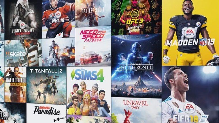 Bioware, DICE, Maxis ve EA Sports'tan yeni oyunlar geliyor