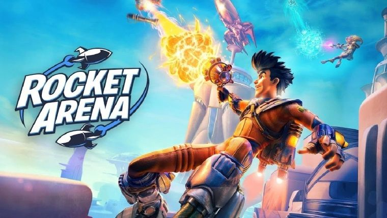 EA'in çok oyunculu yeni oyunu Rocket Arena duyuruldu