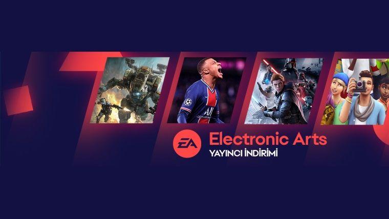 EA oyunları Steam'de indirime girdi