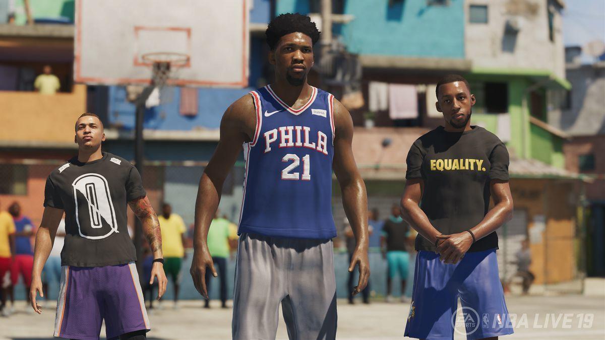 EA gözünü tekrar Basketbol