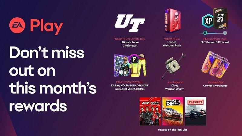 Bazı Codemasters oyunları EA Play'e ekleniyor